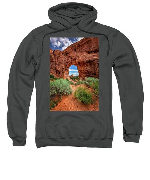 Pinetree Arch Sweatshirt