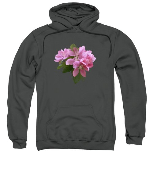 Pink Blossoms Sweatshirt