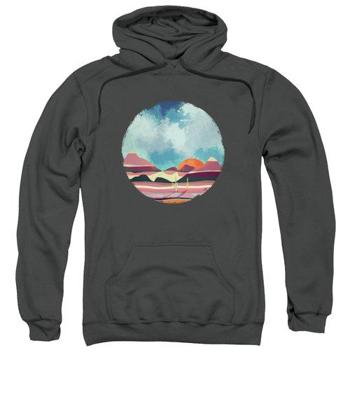 Pink Desert Glow Sweatshirt