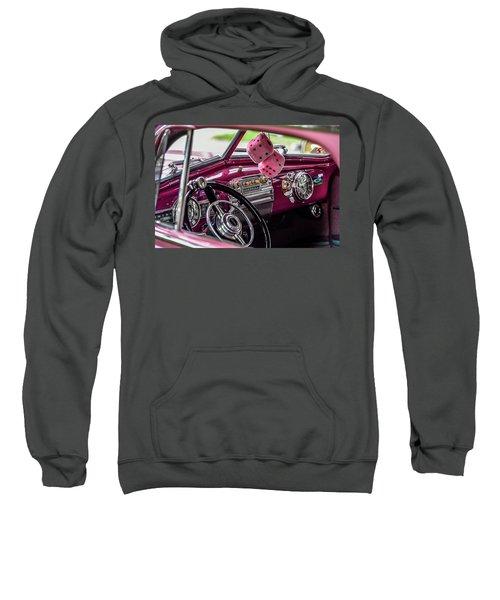 Pink Dice Sweatshirt