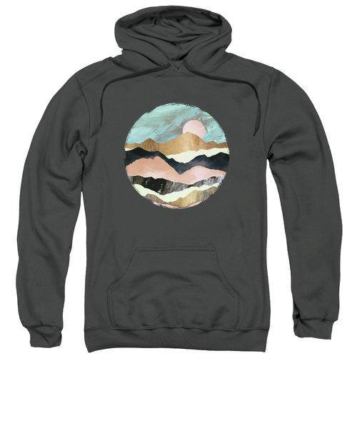 Pink Mountains Sweatshirt