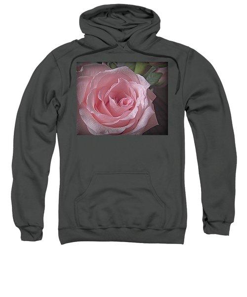 Pink Rose Bliss Sweatshirt