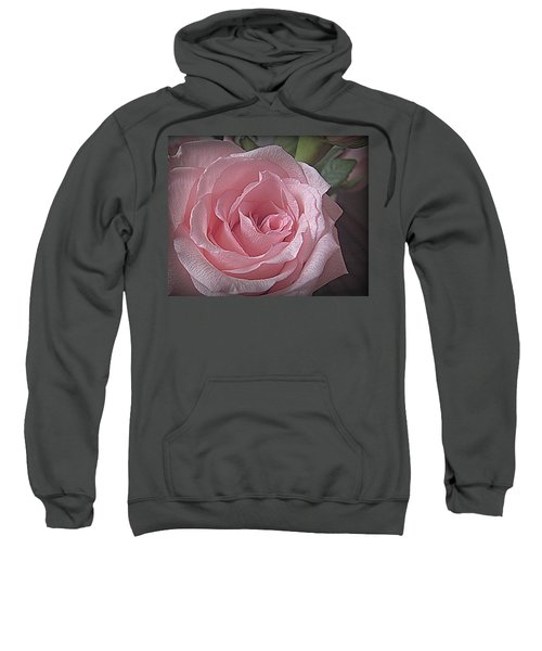 Pink Rose Bliss Sweatshirt