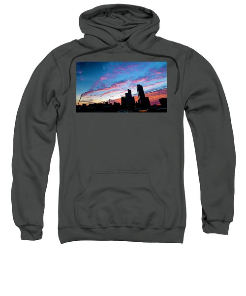 Pink Sunrise Sweatshirt