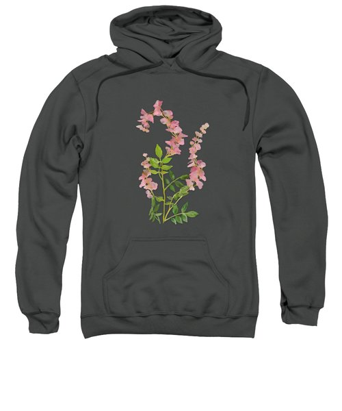 Pink Tiny Flowers Sweatshirt