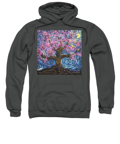 Pinky Tree Sweatshirt