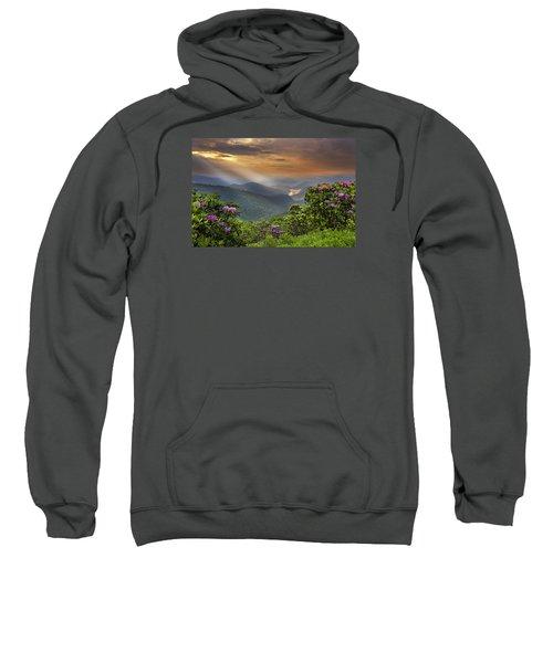 Pinnacle Sunset  Sweatshirt