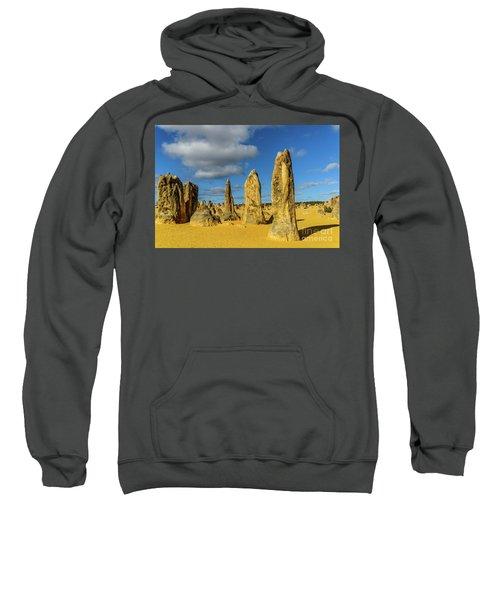 Pinnacles 6 Sweatshirt