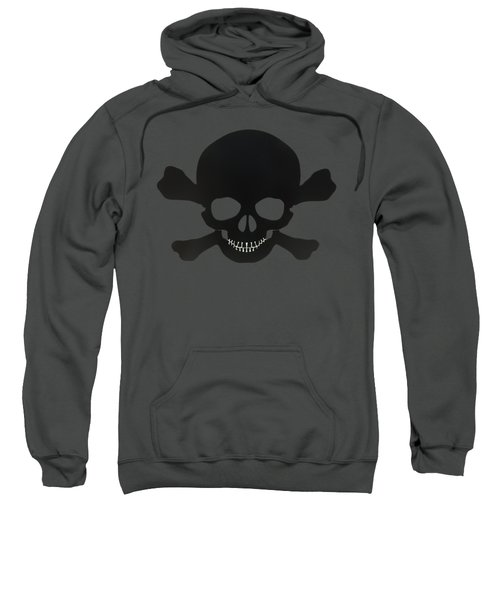 Pirate Skull And Crossbones Sweatshirt