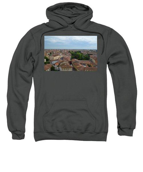 Pisa From Above Sweatshirt