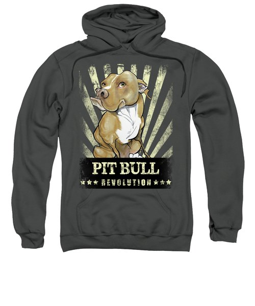Pit Bull Revolution Sweatshirt