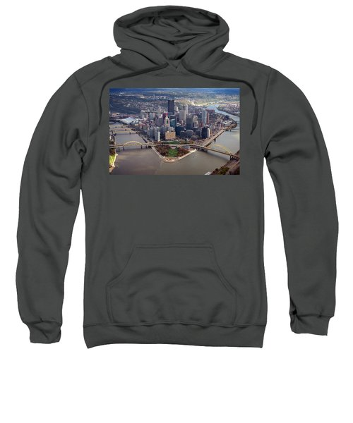 Pittsburgh 8 In Color  Sweatshirt