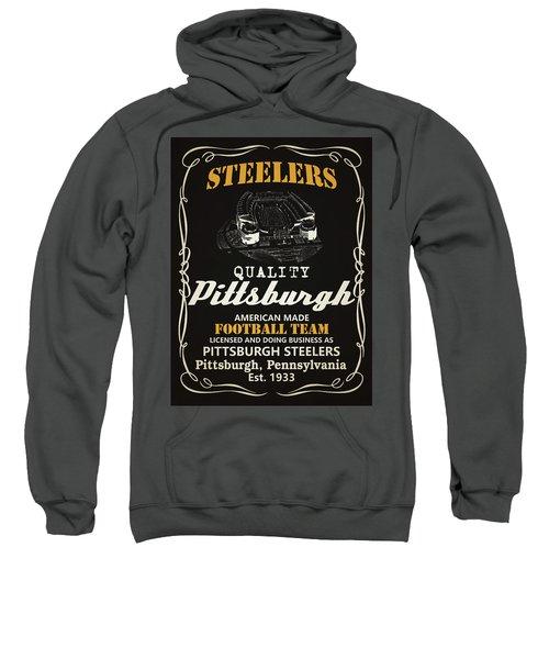 Pittsburgh Steelers Whiskey Sweatshirt