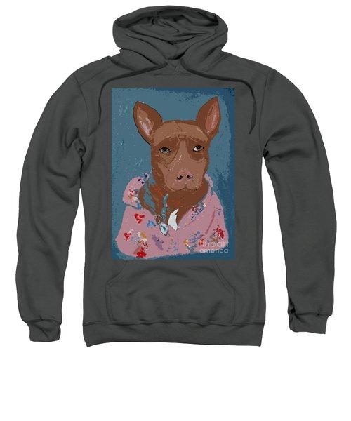 Pitty In Pajamas Sweatshirt