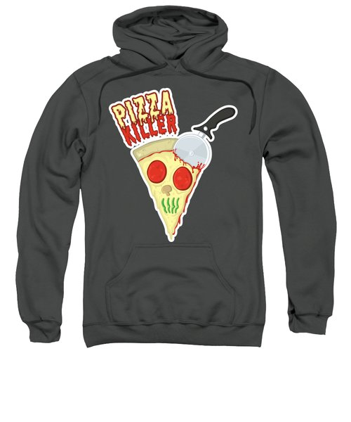 Pizza Killer Sweatshirt by The Boy 2017