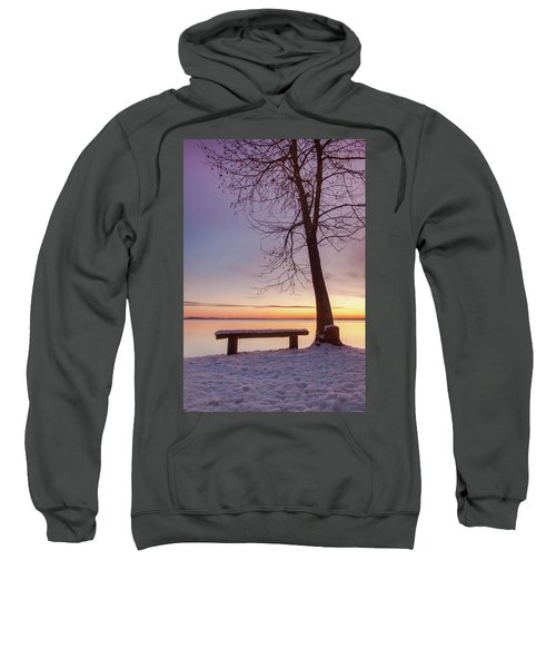 Place For Two Sweatshirt