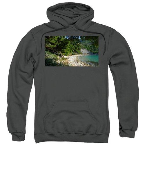 Arene Beach Of Cassis Sweatshirt