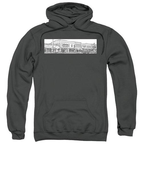 Plains Ga Downtown Sweatshirt