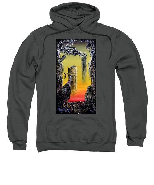 Planet Of Anomalies Sweatshirt