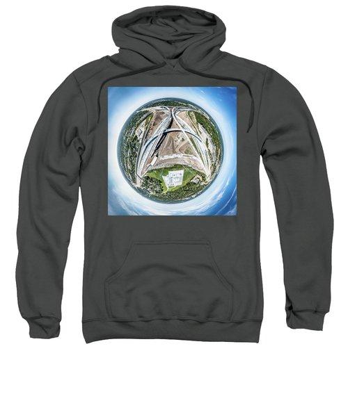Planet Under Construction Sweatshirt