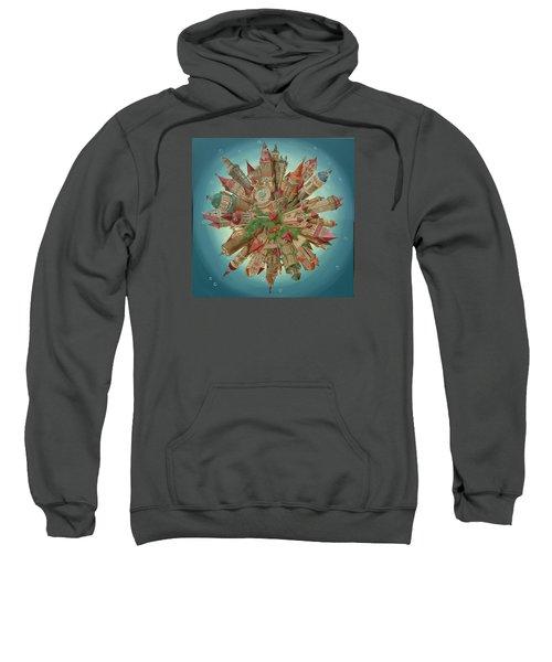 Planetoid Sweatshirt