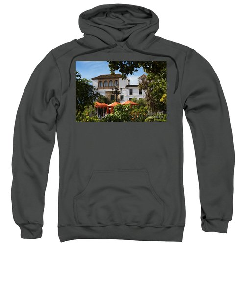 Plaza De Naranjas Sweatshirt