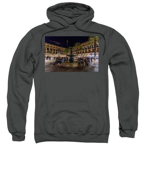 Plaza Reial Sweatshirt