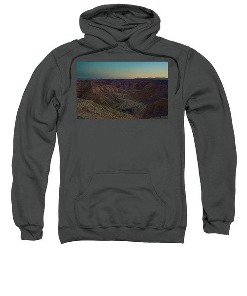 Please Stay Just A Little Bit Longer Sweatshirt