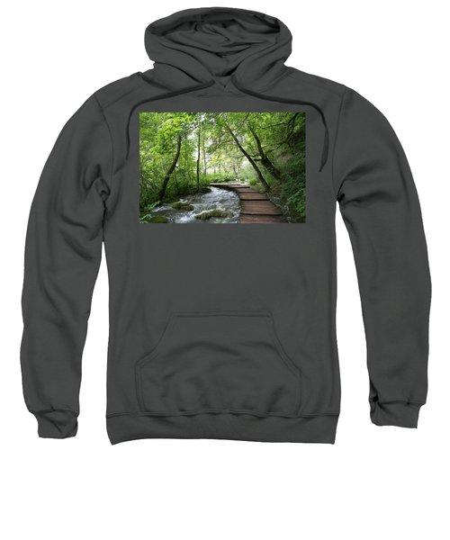 Plitvice Lakes National Park Sweatshirt