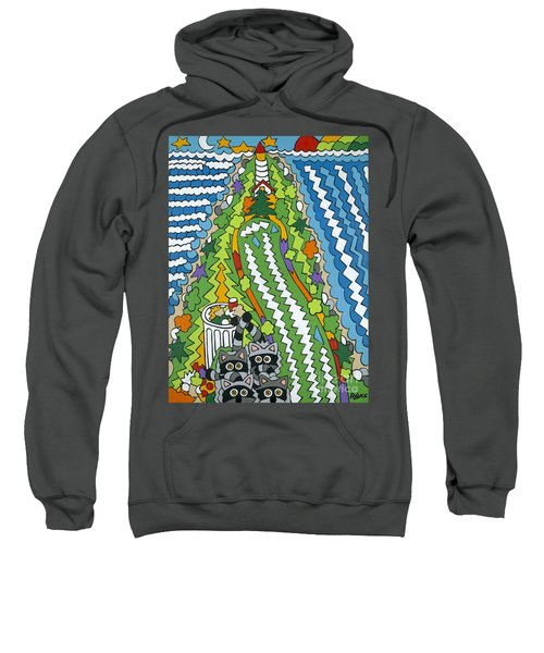 Point Arena Lighthouse Sweatshirt