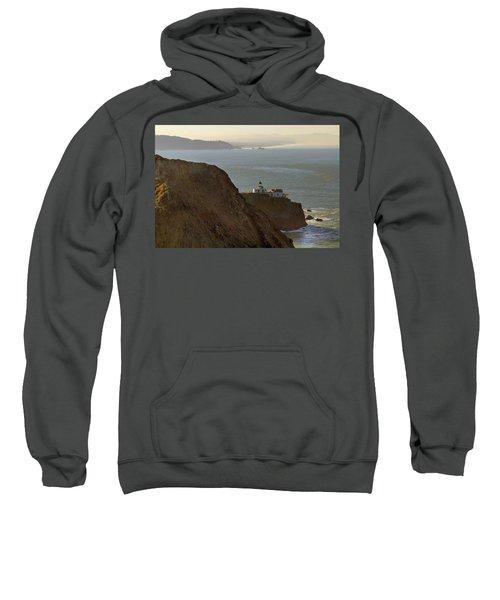 Point Bonita Lighthouse In San Francisco Sweatshirt