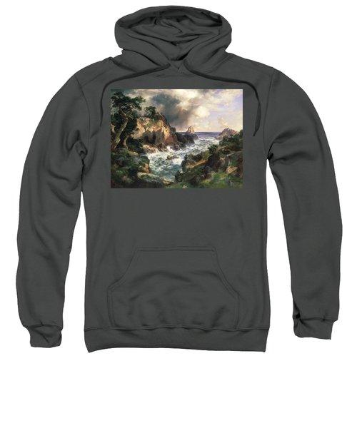 Point Lobos Monterey California Sweatshirt