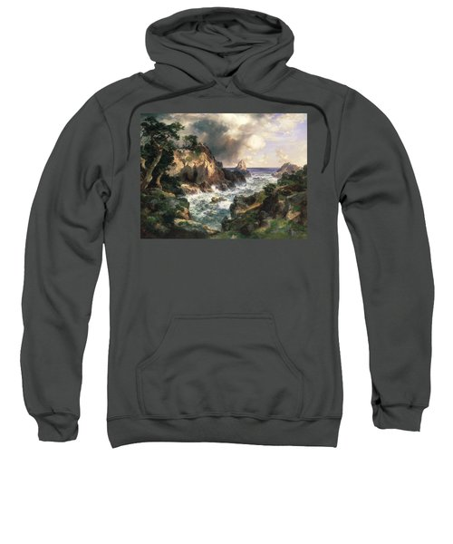 Point Lobos Monterey California Sweatshirt