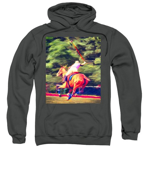 Polo Game 2 Sweatshirt