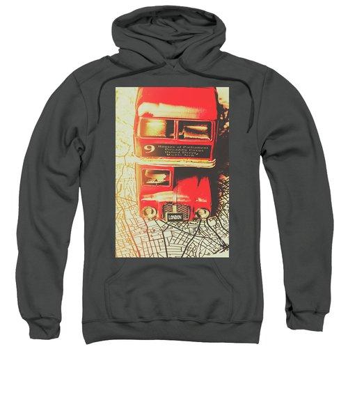 Pommy Promenade Sweatshirt