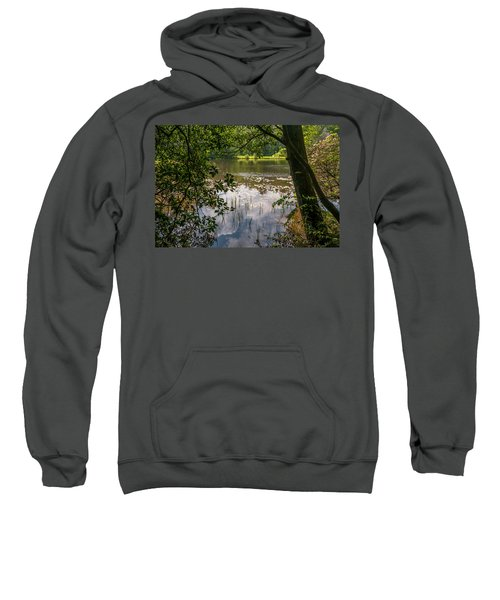 Pond In Spring Sweatshirt