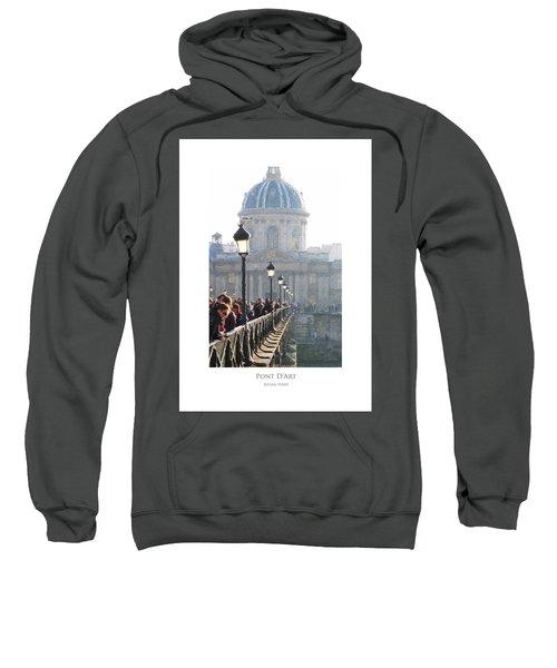 Pont D'art Sweatshirt