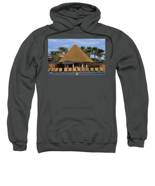 Poolside Drinks Sweatshirt