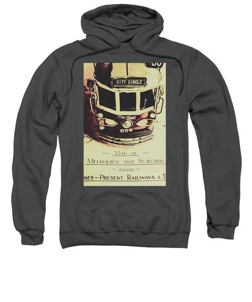 Pop Art City Tours Sweatshirt