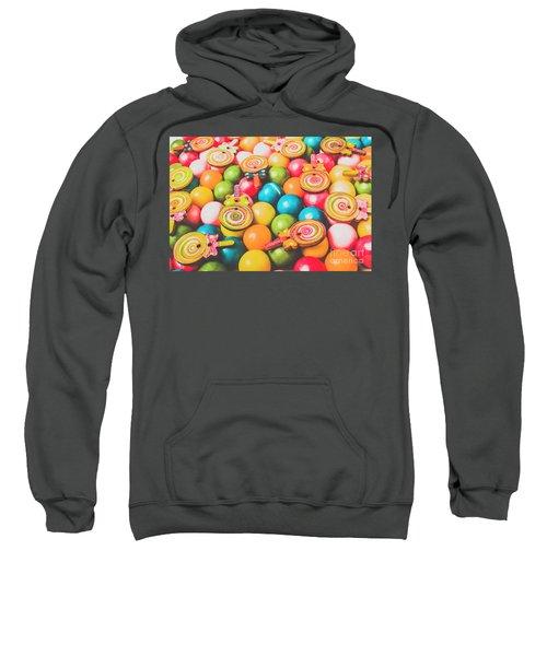 Pop Art Sweets Sweatshirt