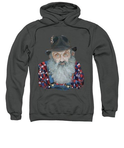 Popcorn Sutton Moonshiner Bust - T-shirt Transparent Sweatshirt