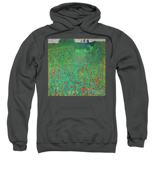 Poppy Field Sweatshirt