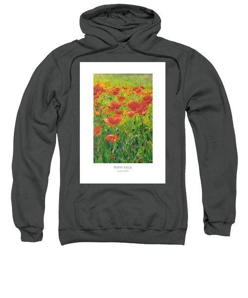 Poppy Field Sweatshirt
