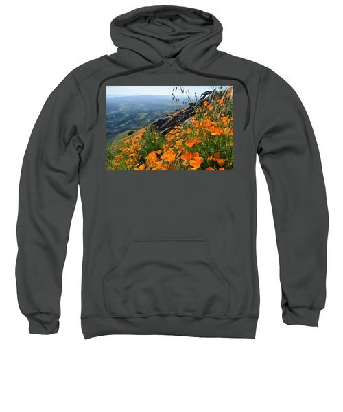 Poppy Mountain  Sweatshirt