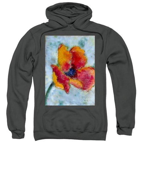 Poppy Smile Sweatshirt