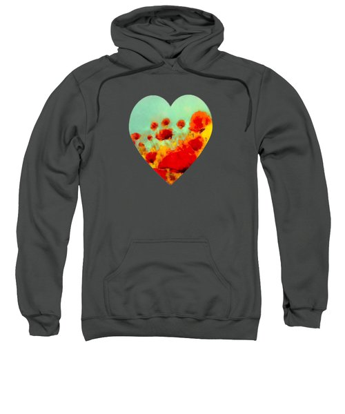 Poppy Time Sweatshirt