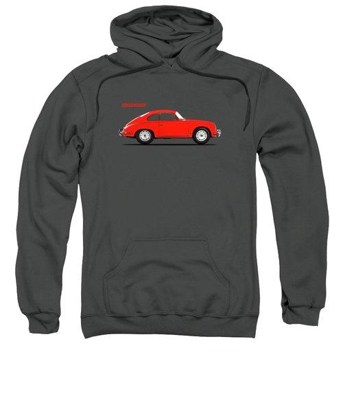 Porsche 356 B 1961 Sweatshirt