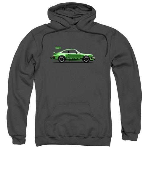 Porsche 911 Carrera Green Sweatshirt