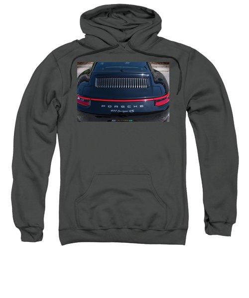 Porsche 911 Targa 4s Sweatshirt