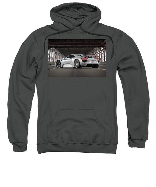 #porsche #918spyder #print Sweatshirt